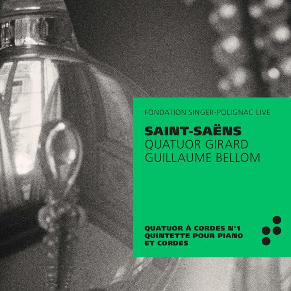 DIsque Sain-Saëns B Records