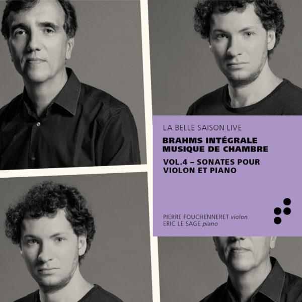 Intégrale Brahms de la musique de chambre VOL.4