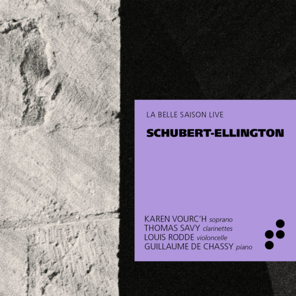 Disque Schubert-Ellington B Records